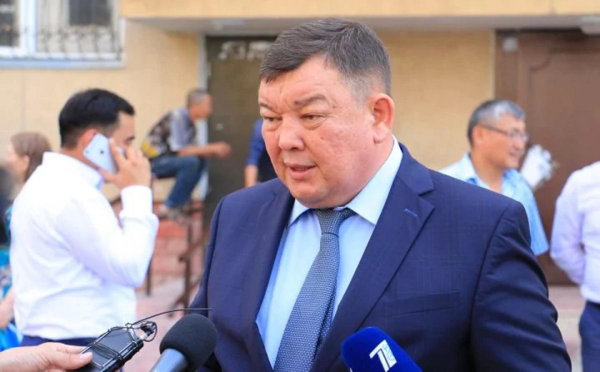 С замакима Алматинской области Багдата Манзорова сняли обвинения