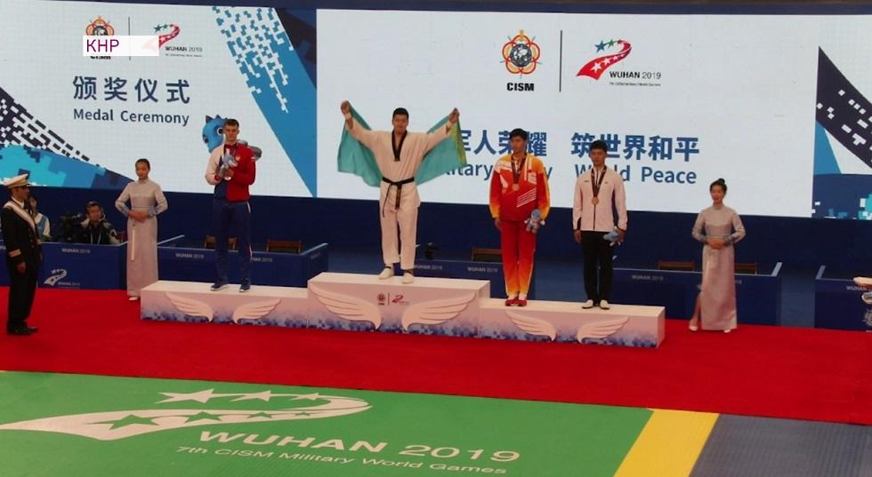 Казахстан занял 12 место из 109 на армейских играх в Китае