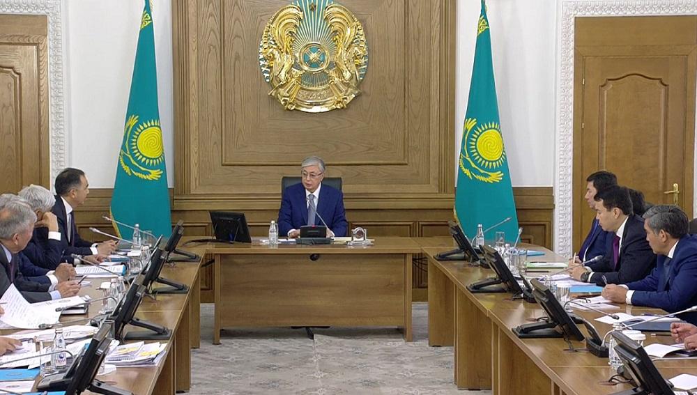 Сагинтаев опытный управленец и справится с вопросами развития Алматы - Токаев