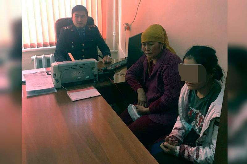 Девятиклассница сбежала из дома в Туркестанской области