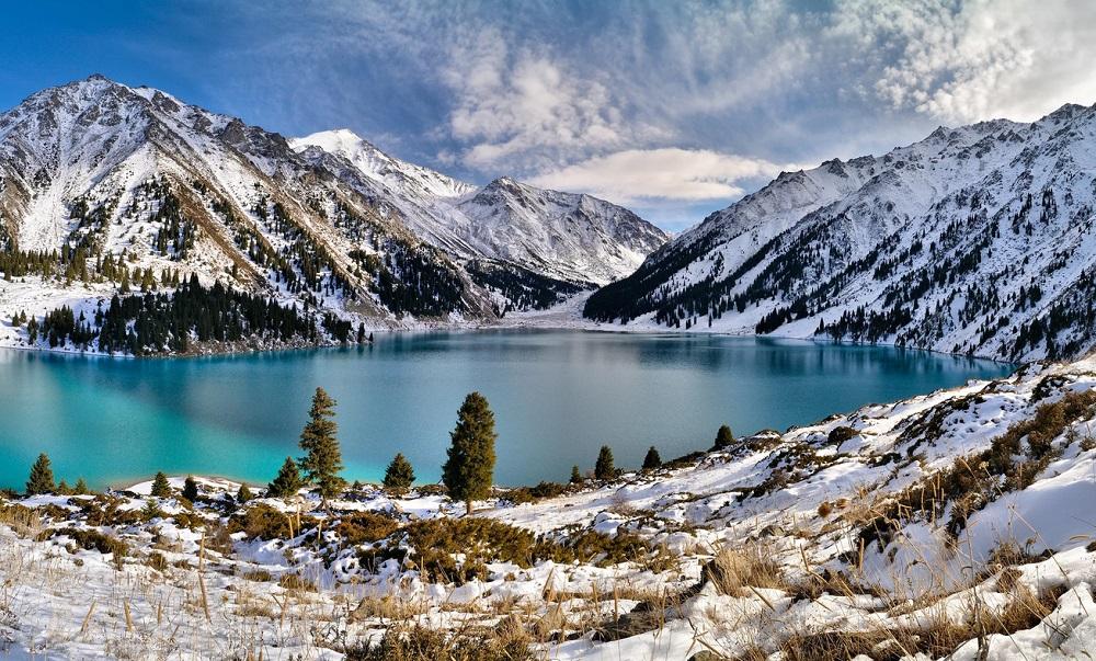 Снегопады в декабре, морозы в феврале: прогноз Казгидромета на зиму
