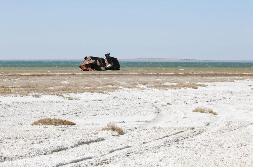 Оценку состояния Аральского моря дали студенты ведущих мировых университетов