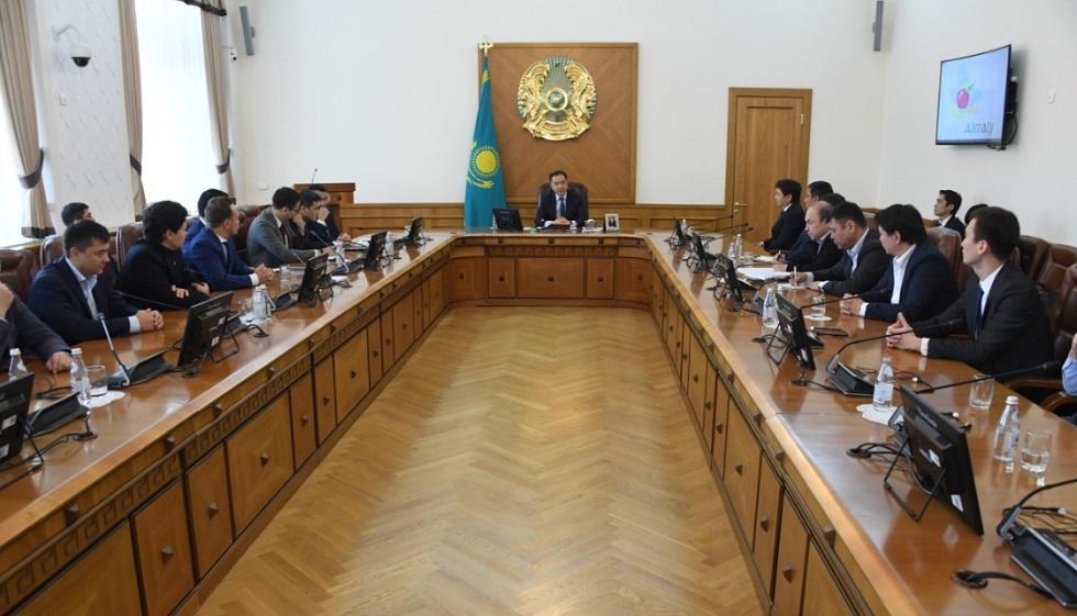 В Алматы для поддержки и развития цифровых технологий создадут IT-совет