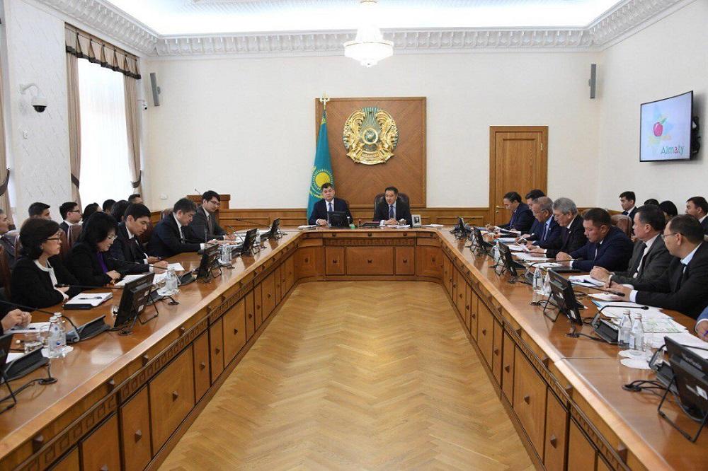 Как Алматы готовится к внедрению ОСМС
