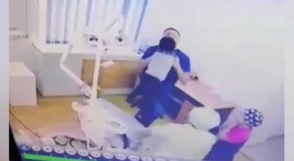 Жестокое обращение врача к ребенку в Актау попало на видео