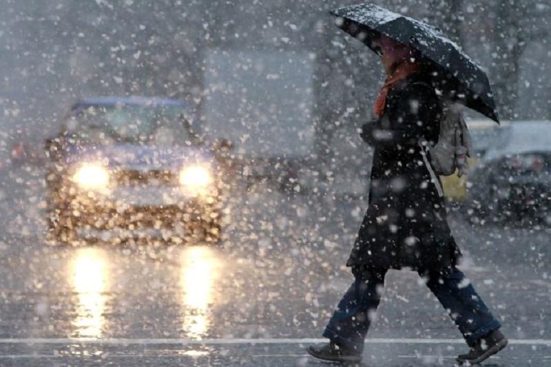 Метель, дождь и гололед прогнозируют 3 ноября в Казахстане