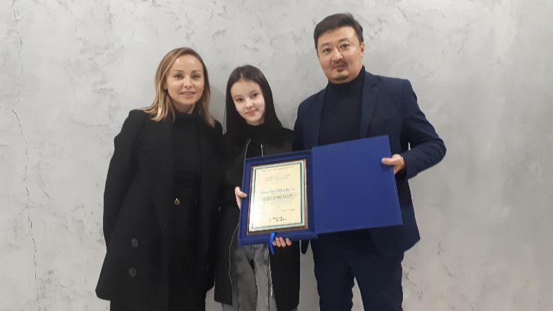 Данэлия Тулешова стала Послом Туризма Казахстана