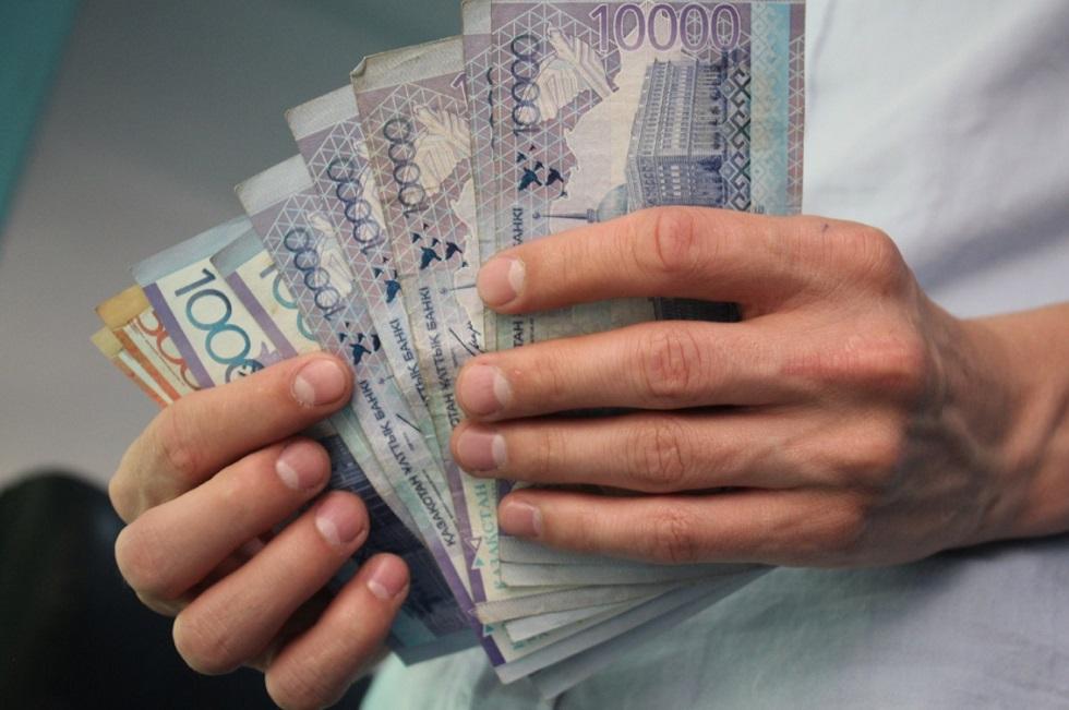 Средняя зарплата по Казахстану составила 191 тысячу тенге