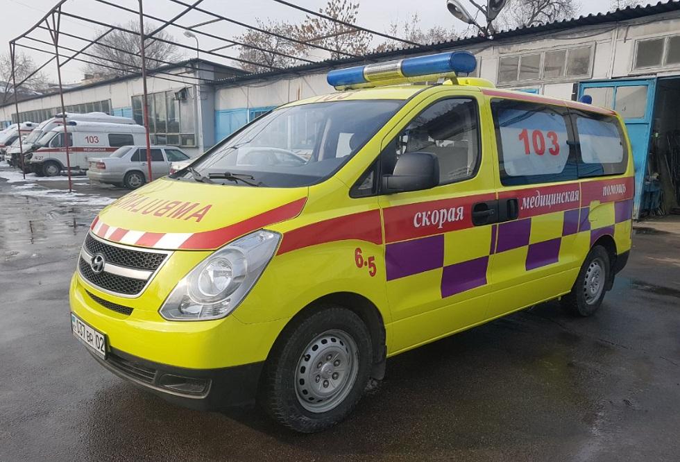Увольнение 70 водителей скорой помощи объяснили в горздраве Алматы