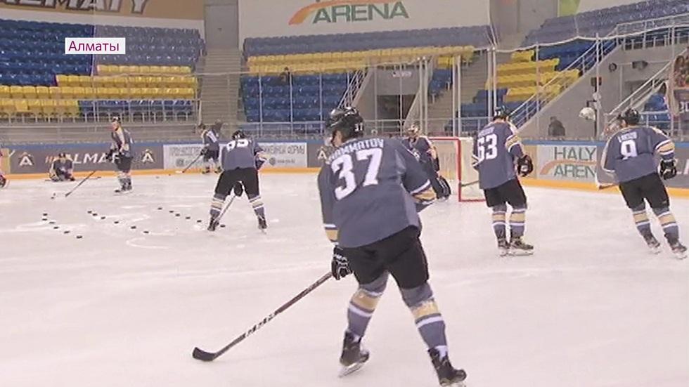 Битва на льду: хоккейный клуб «Алматы» обыграл «Бейбарыс»