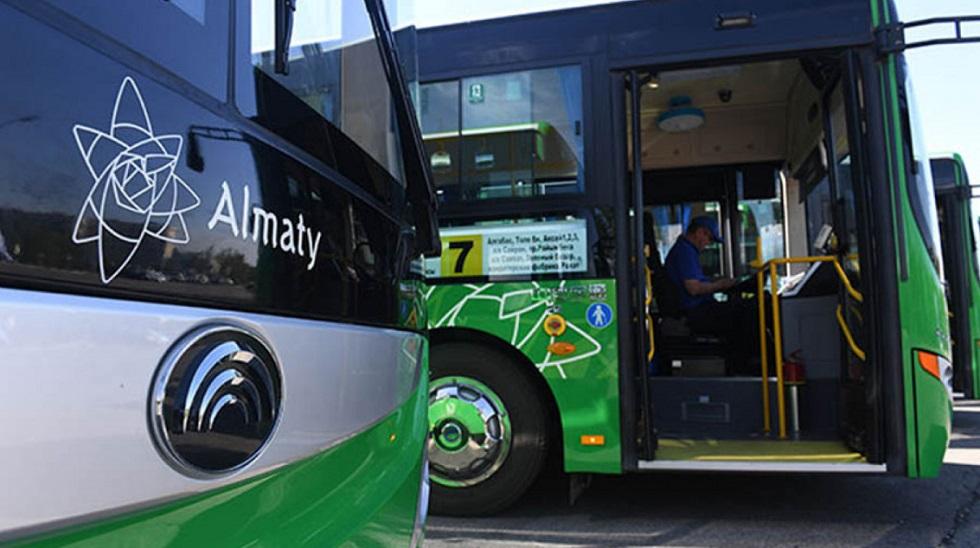 Стоимость проезда в общественном транспорте Алматы в ближайшее время повышать не будут