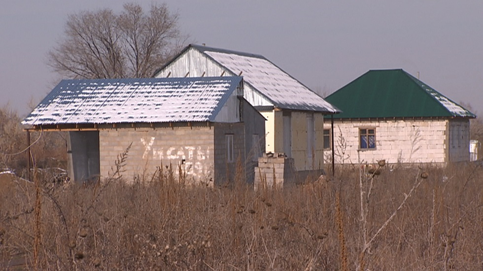 Жер дауы: Алматы облысында 57 отбасы үйсіз қалуы мүмкін