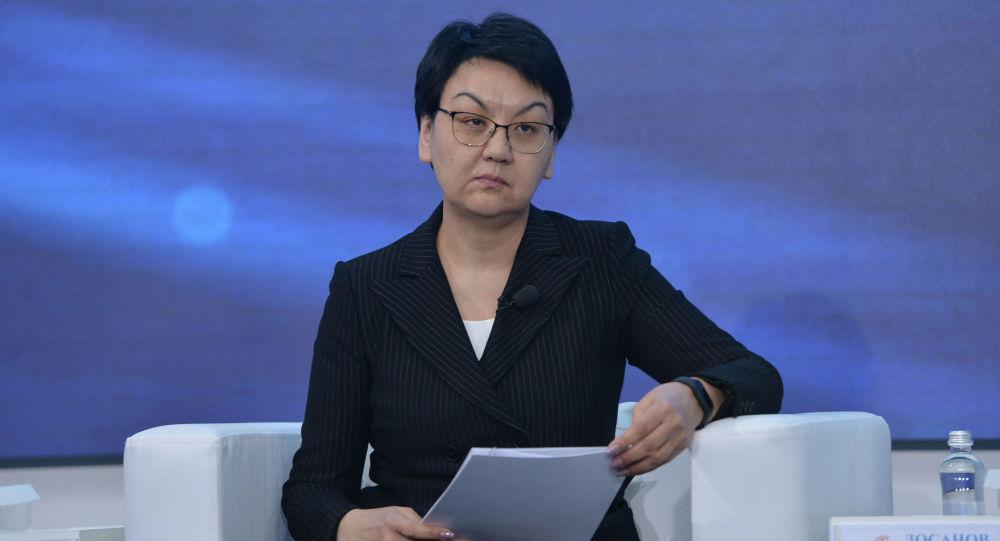 Білім вице-министрі Жақыпова қызметінен босатылды