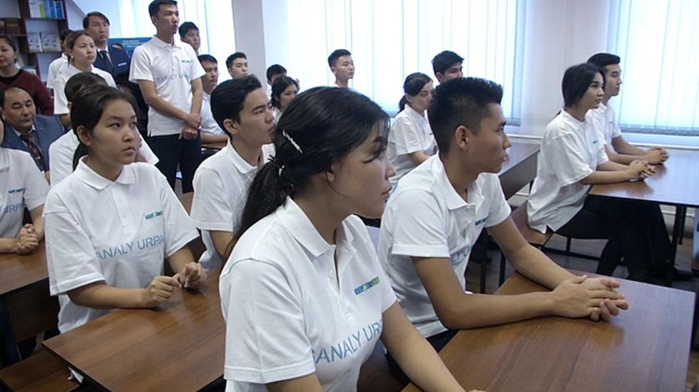 Школу добропорядочности открыли в Алматы