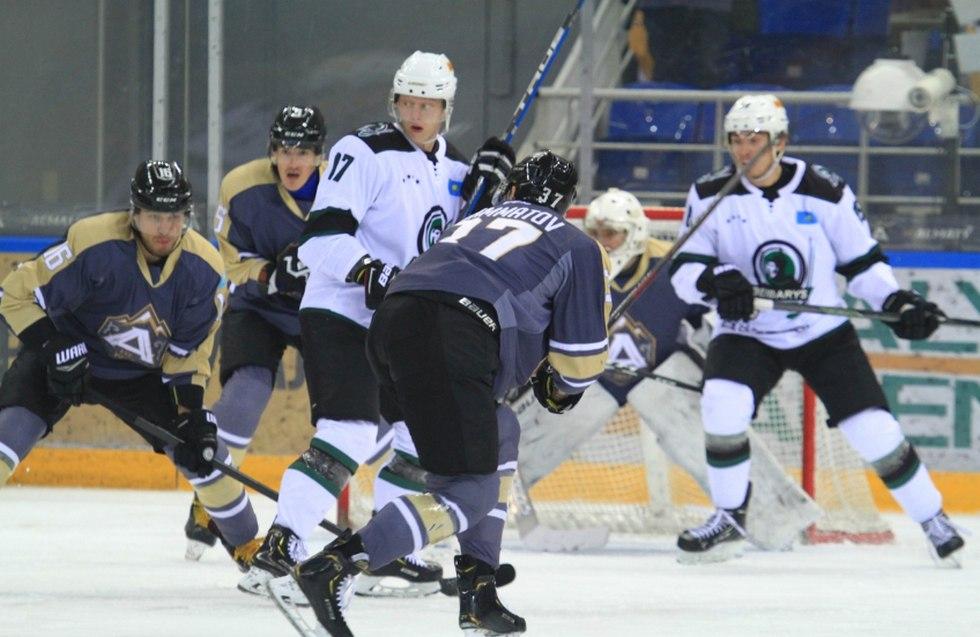 Вторую победу одержал хоккейный клуб «Алматы» над «Бейбарысом»