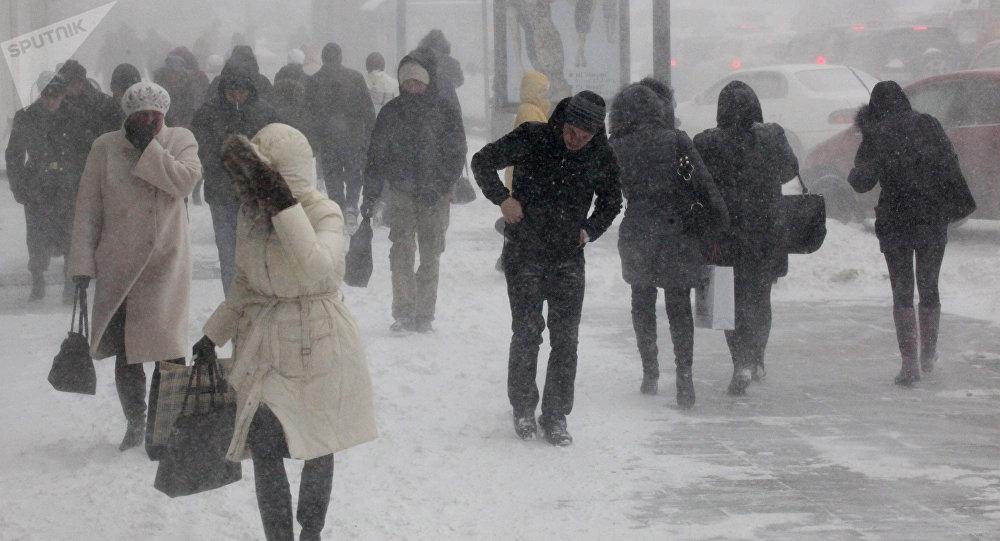 Туман, гололед и метель ожидаются 10 ноября в большинстве регионов Казахстана