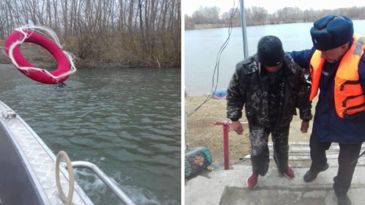 Павлодарец прыгнул в реку после ссоры с женой