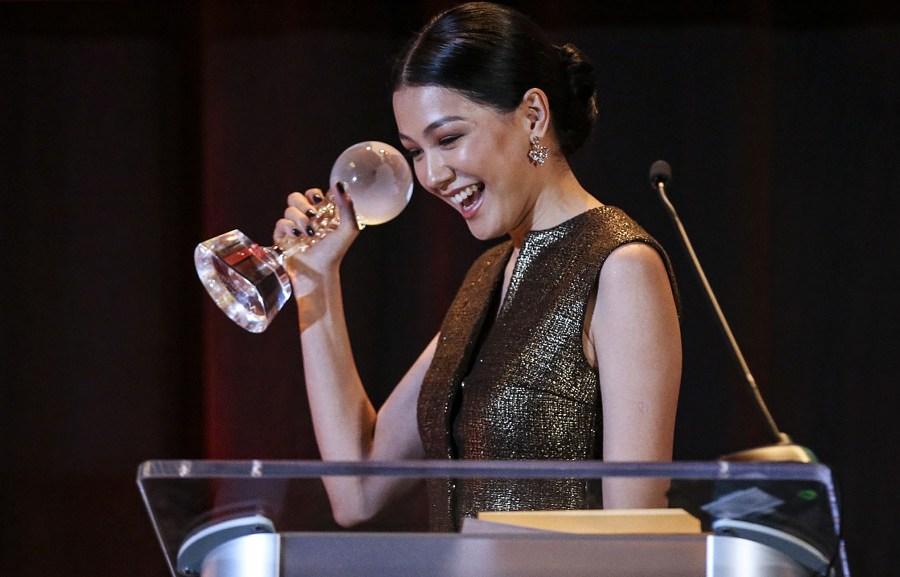 Казахстанка Аружан Джазильбекова получила приз за лучшую женскую роль в США