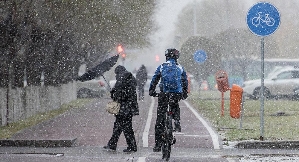 Холод, тепло и снова холод: погода в Казахстане 12-14 ноября
