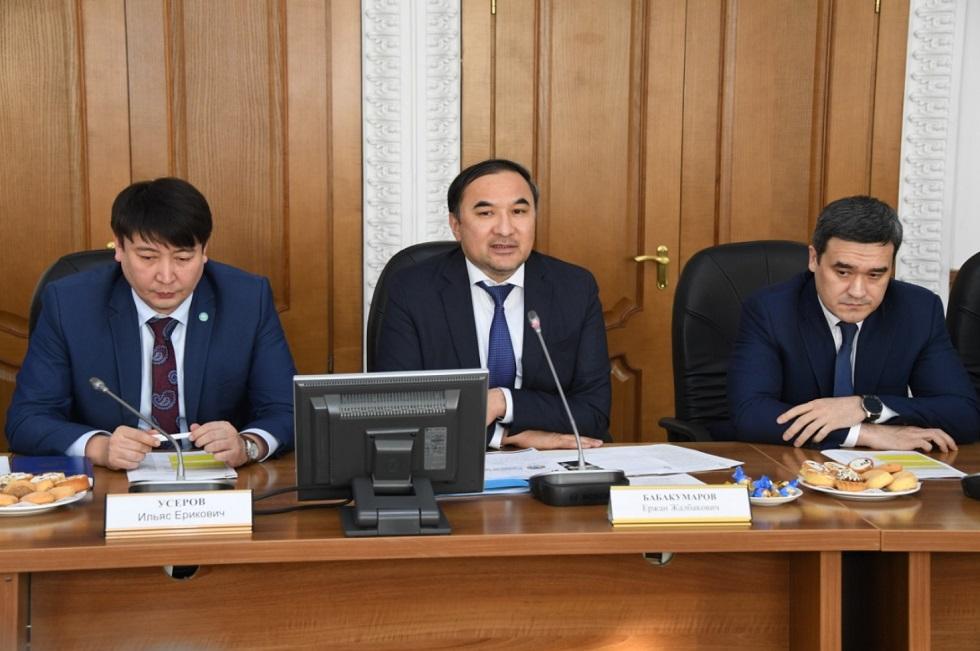 Проект Стратегии долгосрочного развития Алматы разрабатывается с участием экспертов и общественности