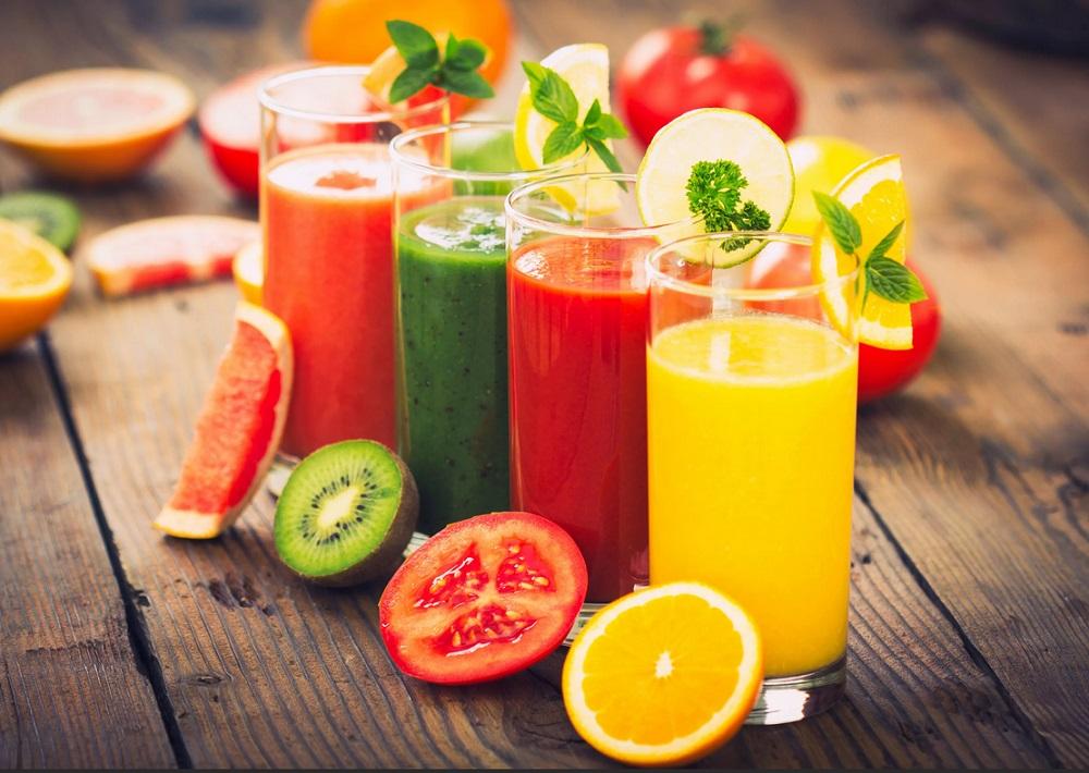 В Казахстане стали меньше производить фруктовых и овощных соков