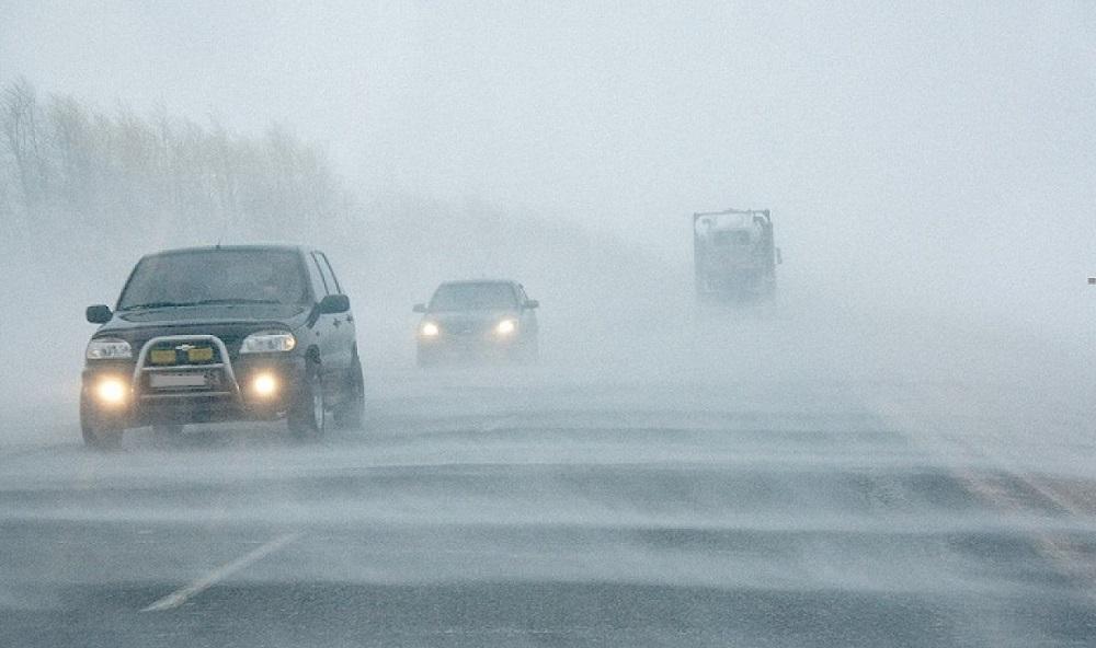 Туман, гололед, метель: погода в Казахстане 14 ноября