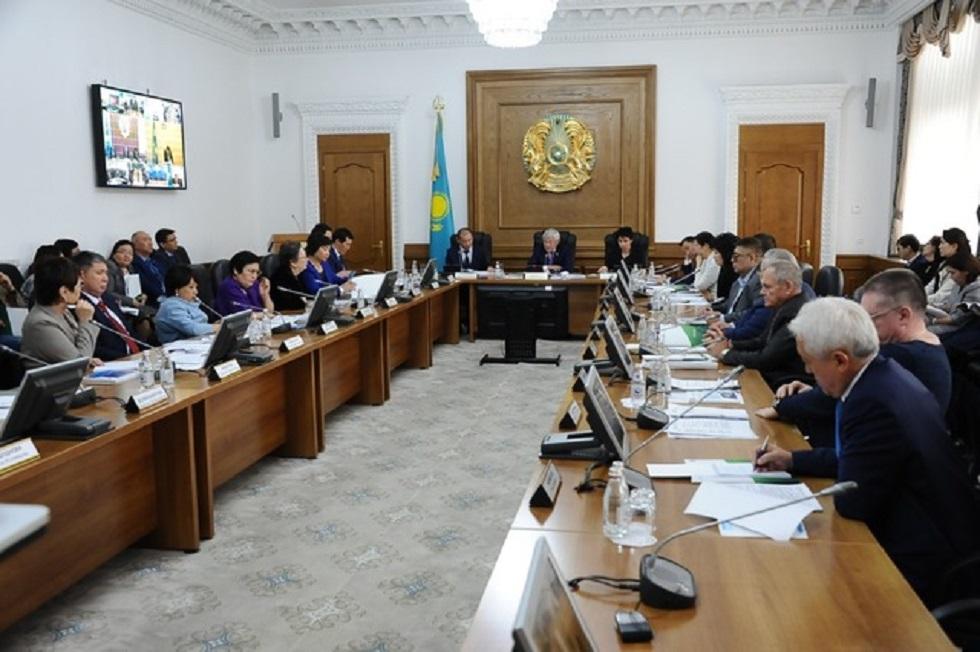 Вопросы социальной защиты инвалидов обсудили в Алматы