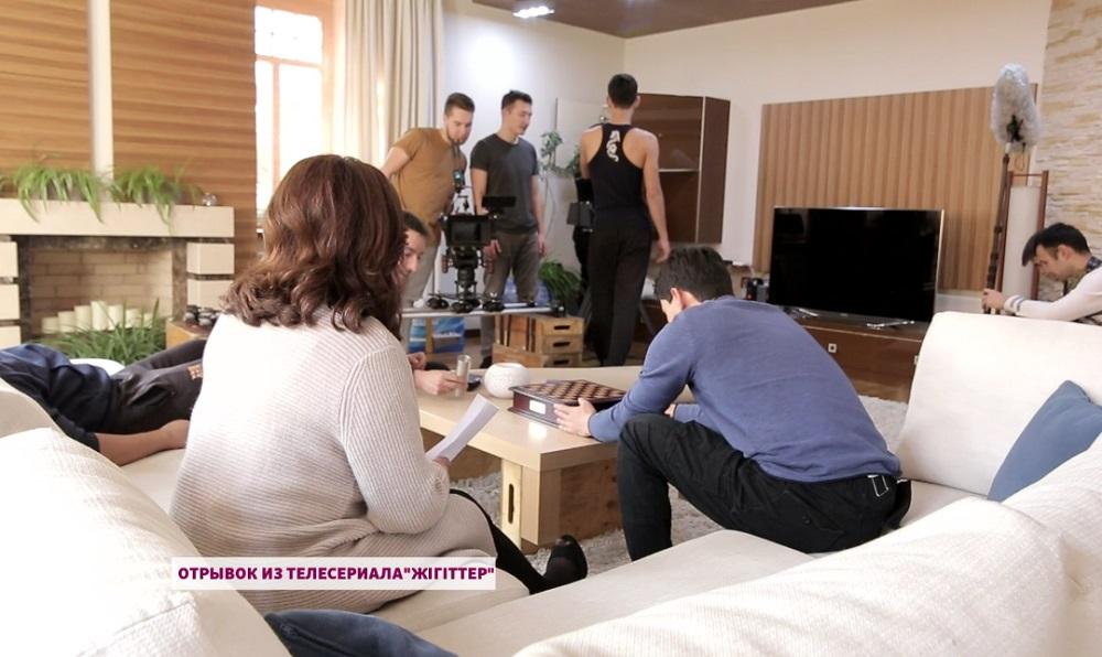 «Алматы» телеарнасында жаңа телехикаяның тұсауы кесілмек