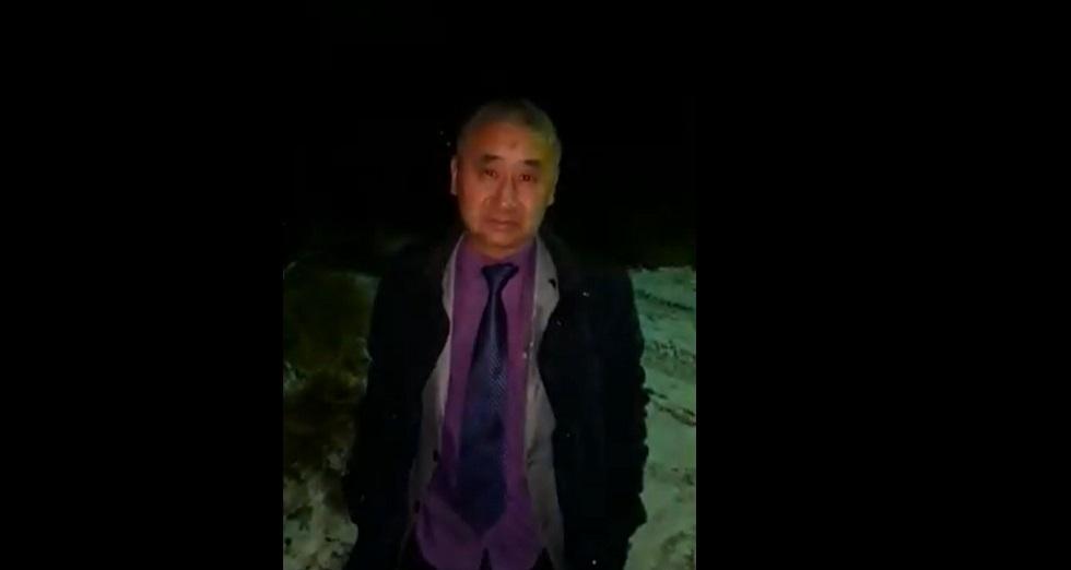 Въехавший в дерево пьяный аким из СКО уволился по собственному желанию
