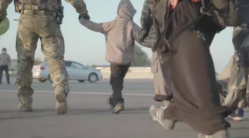 Детей вернут в Казахстан из Ирака в течение двух недель