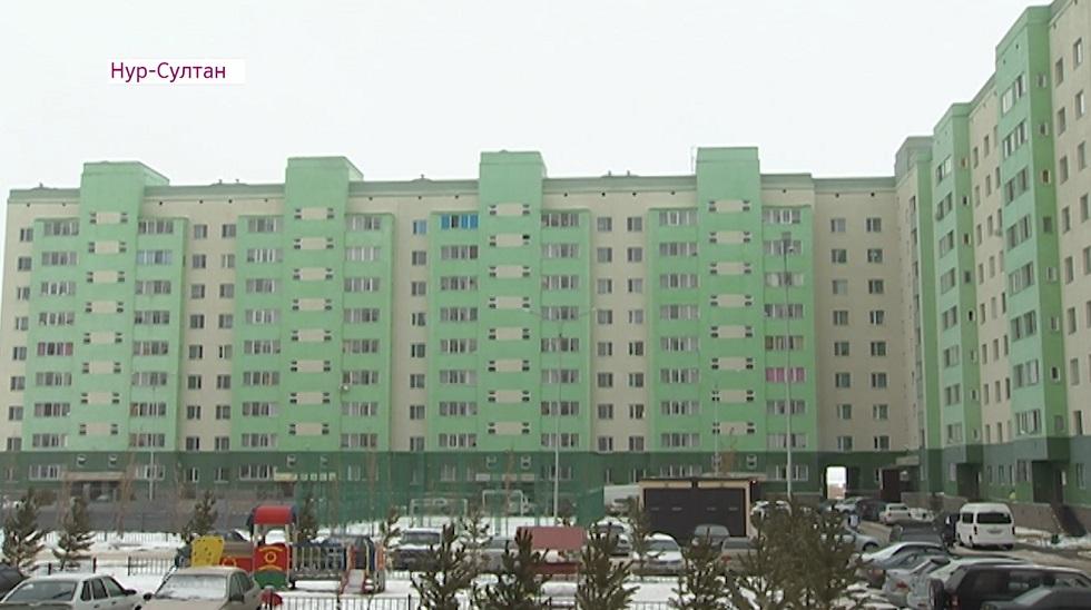 Жители 33 многоэтажных домов в Нур-Султане остались без воды