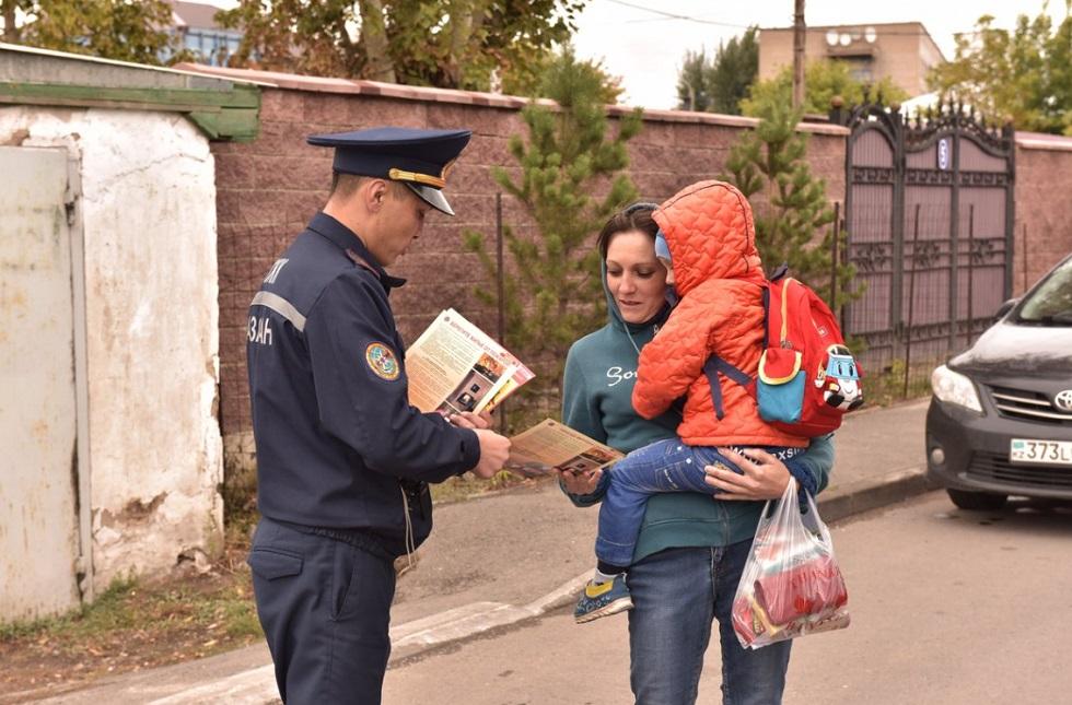 21 ноября в ДЧС Алматы состоится День открытых дверей