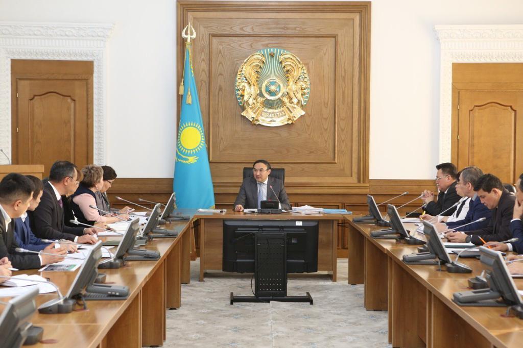Вопросы повышения качества медицинских услуг обсудили на городском штабе в Алматы