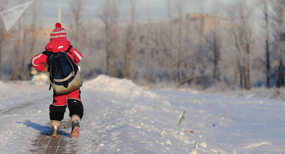 В нескольких регионах Казахстана отменены занятия в школах из-за сильного мороза