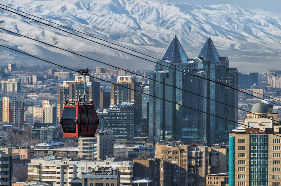 Қала әкімі Бақытжан Сағынтаев «Алматы 2050» даму стратегиясын қоғамдық талқылауға ұсынды