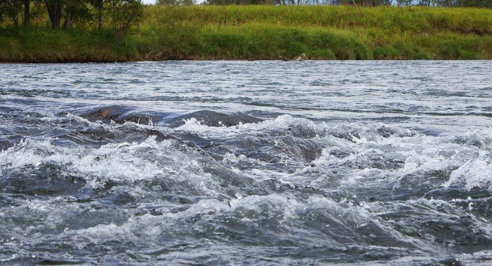 Женщина утопила дочь в реке