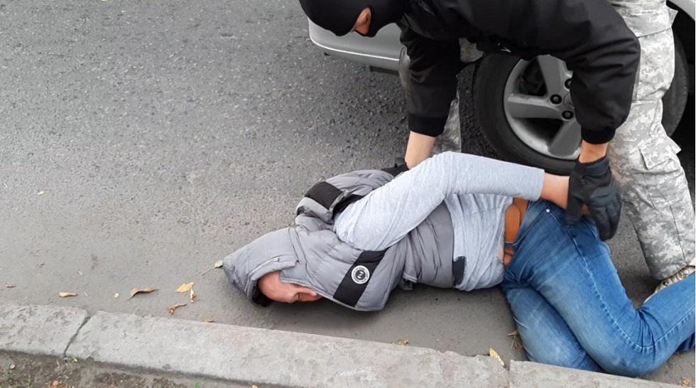 Канал сбыта синтетических наркотиков ликвидирован в Алматы