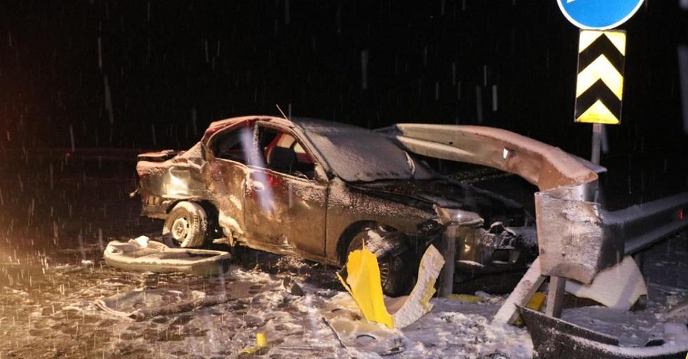 Смертельное ДТП произошло на трассе Алматы - Хоргос
