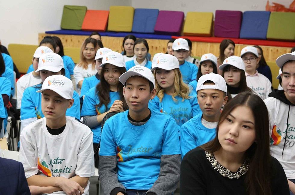В Алматы прошел ежегодный форум Jastar Sammiti