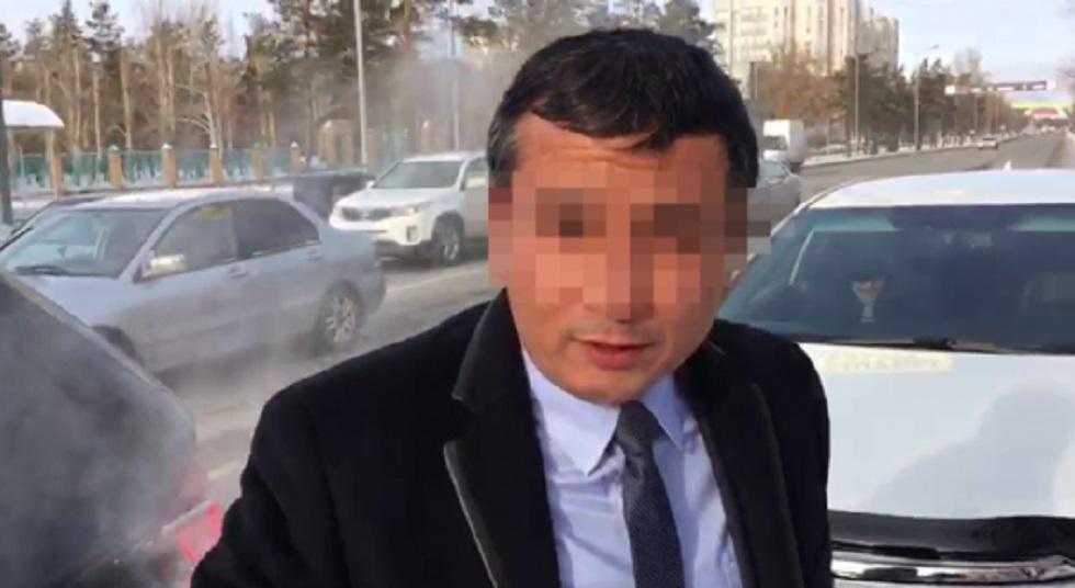 Лже-антикоррупционер из Алматы угнал авто и сел пьяным за руль в Павлодаре