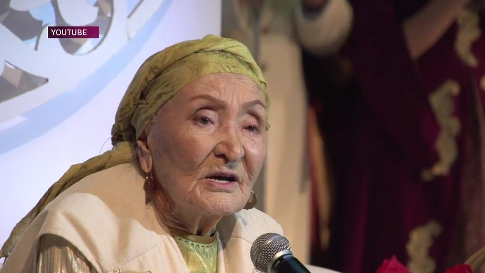 Народная артистка КазССР Айша Абдуллина ушла из жизни