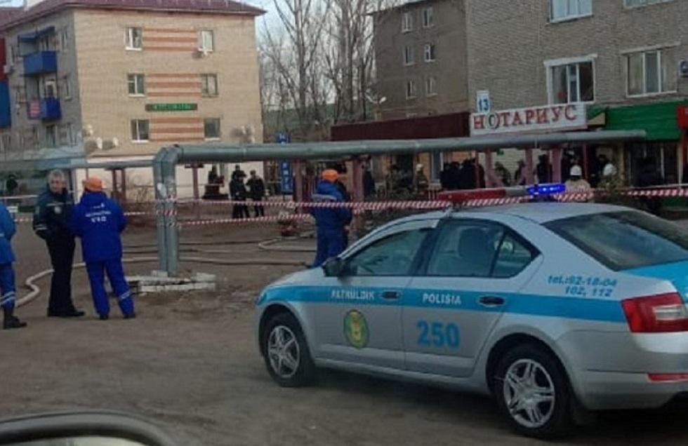 Заложницу своего мужа освободили в Уральске: женщина ранена