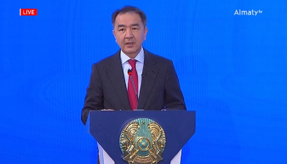 Б. Сагинтаев: в 2023 году 100% жителей Алматы будут обеспечены питьевой водой