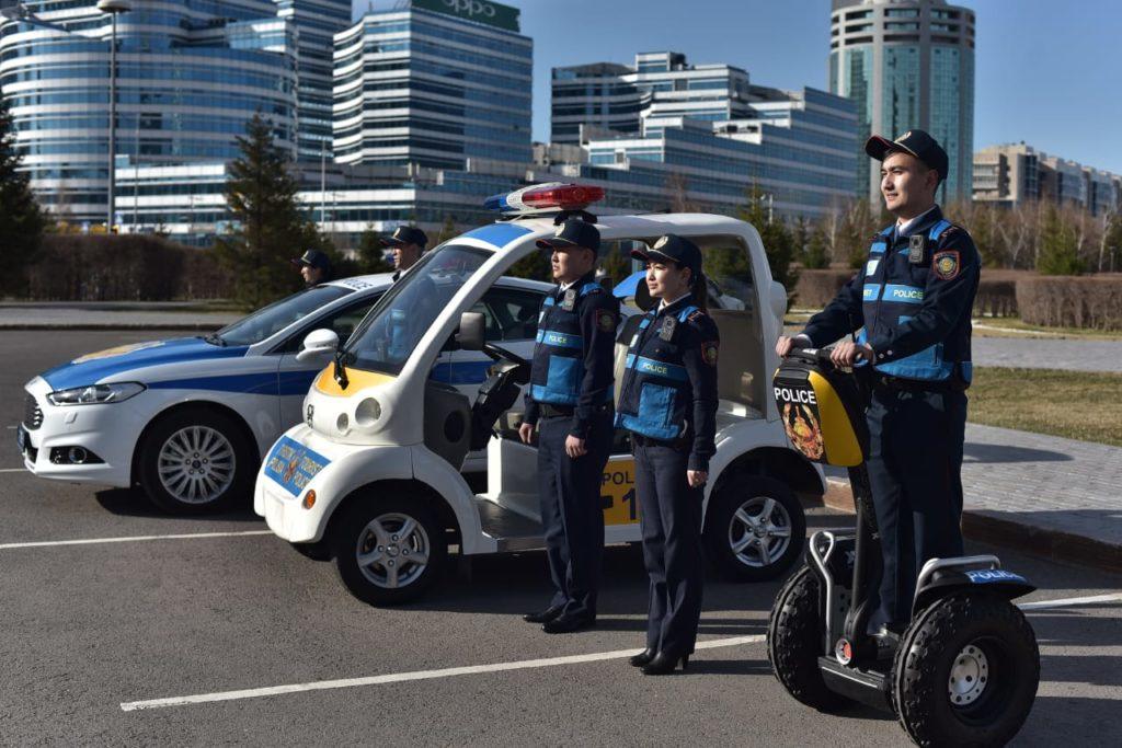Алматыда төрт туристік полиция пункті ашылады