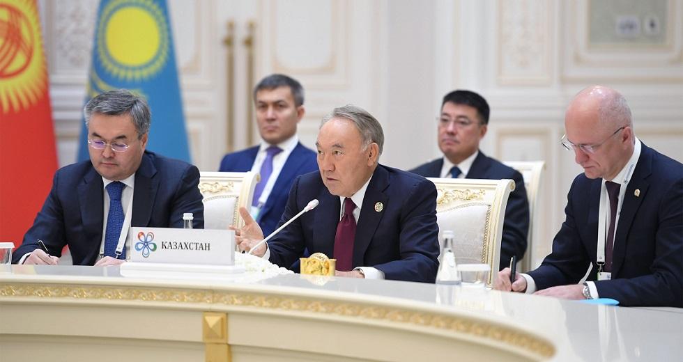 Елбасы предложил учредить новый праздник - День Центральной Азии