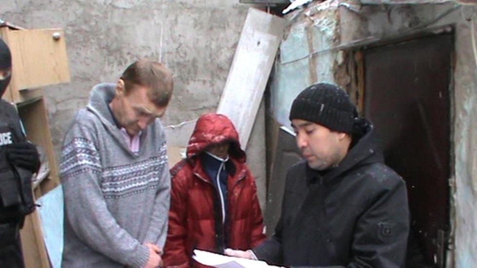 Наркопритон обнаружили полицейские Алматы
