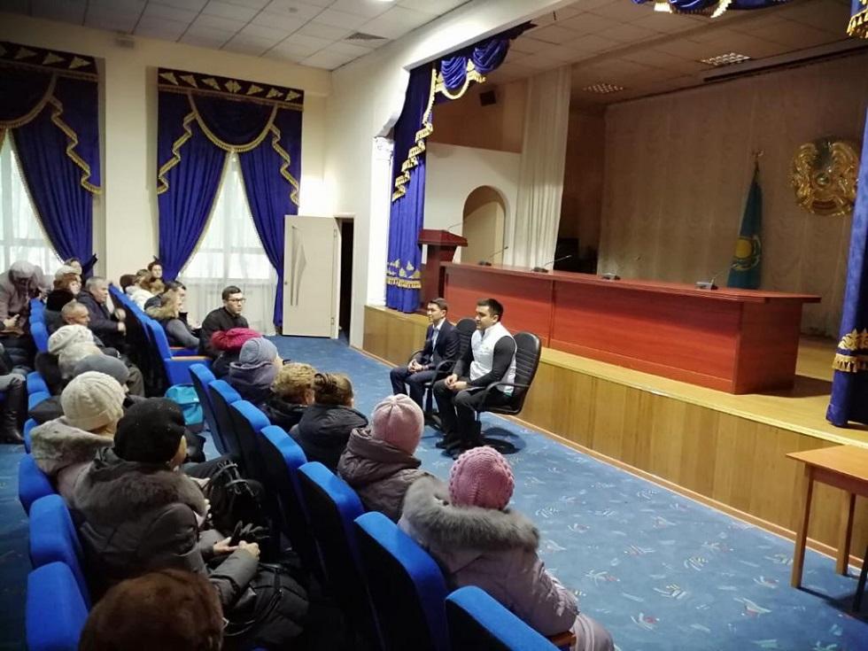 В Алматы 117 семей получили компенсации за сносимое жилье на месте развязки