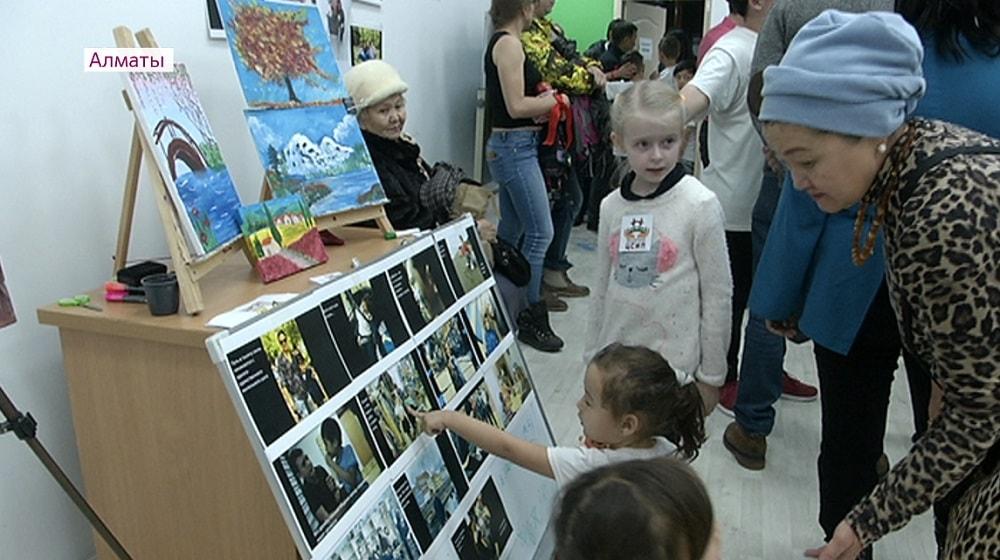 Впервые в Казахстане открылся Центр социальных инклюзивных программ