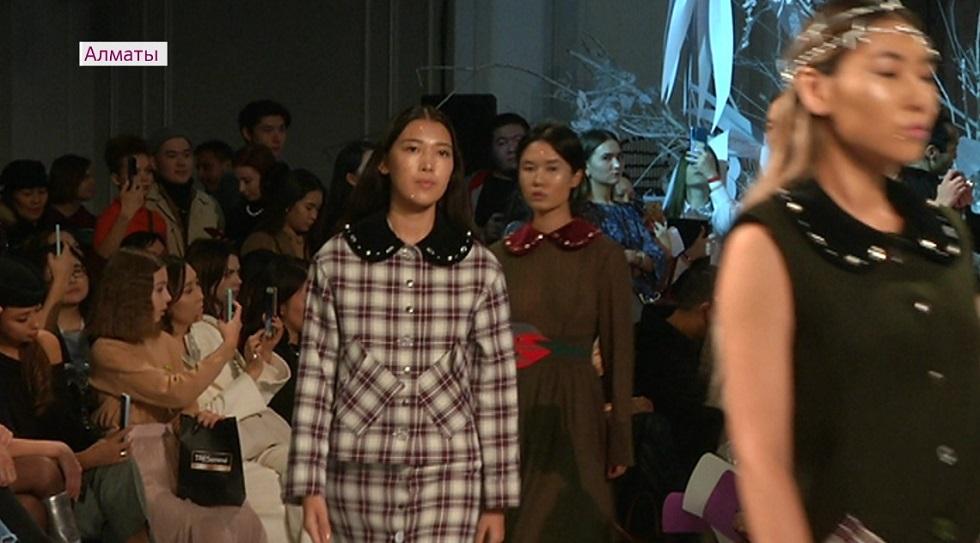Международная неделя моды Visa Fashion Week Almaty стартовала в мегаполисе