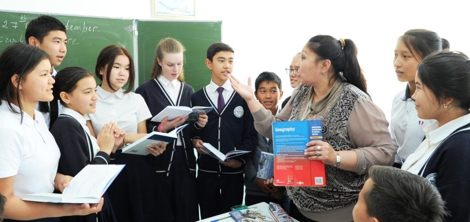 Высокие премиальные выплатят учителям, подготовившим призеров олимпиад в Казахстане